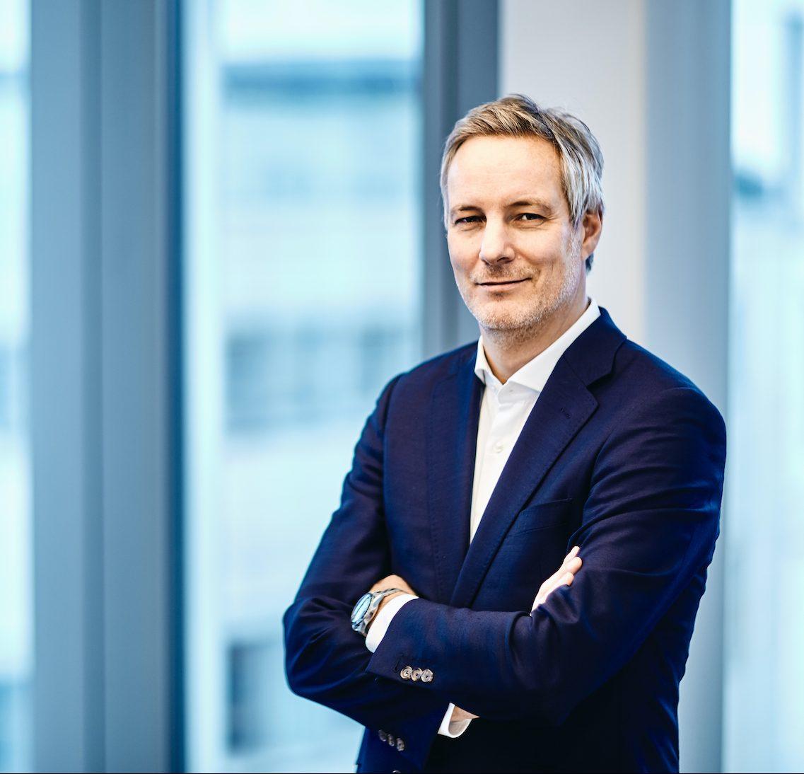 Portrait von Ulf Ziegler